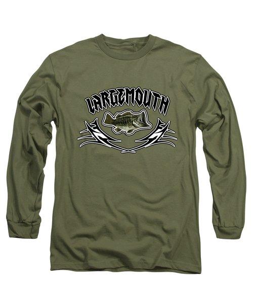 Largemouth Long Sleeve T-Shirt