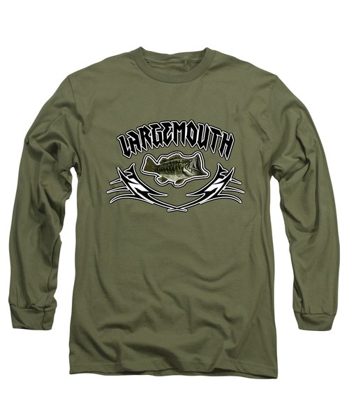 Largemouth Long Sleeve T-Shirt