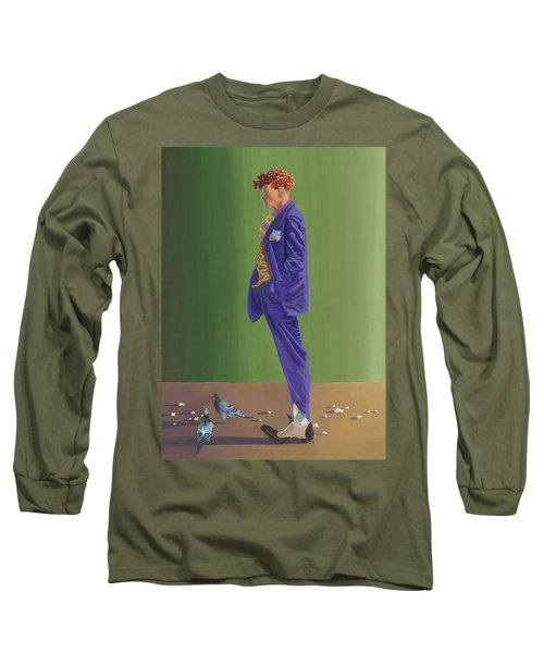 Larry Lightshoes Long Sleeve T-Shirt