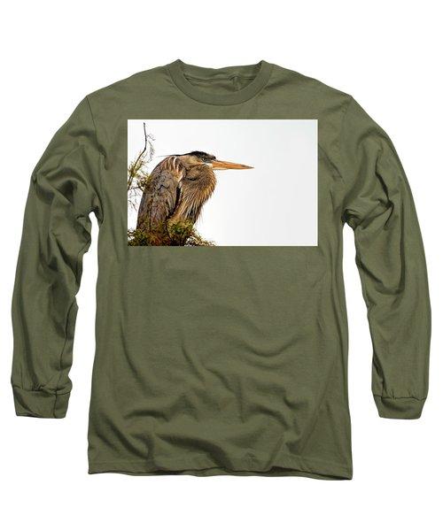 Laser Gaze Long Sleeve T-Shirt