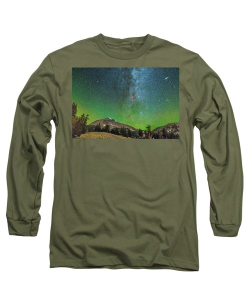 Lassen Nights Long Sleeve T-Shirt