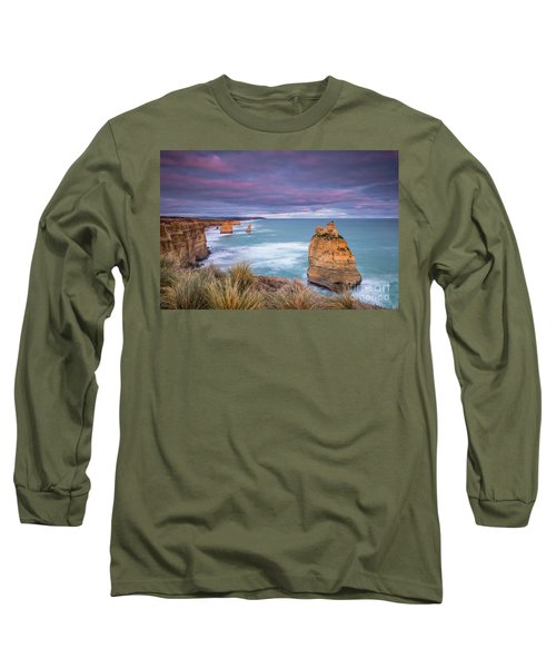 Last Light Of Day Long Sleeve T-Shirt