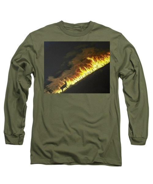 Last Look Back Home Long Sleeve T-Shirt