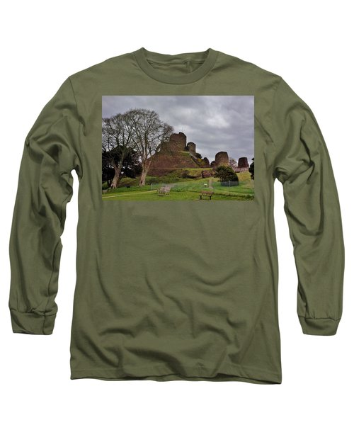 Launceston Castle Long Sleeve T-Shirt