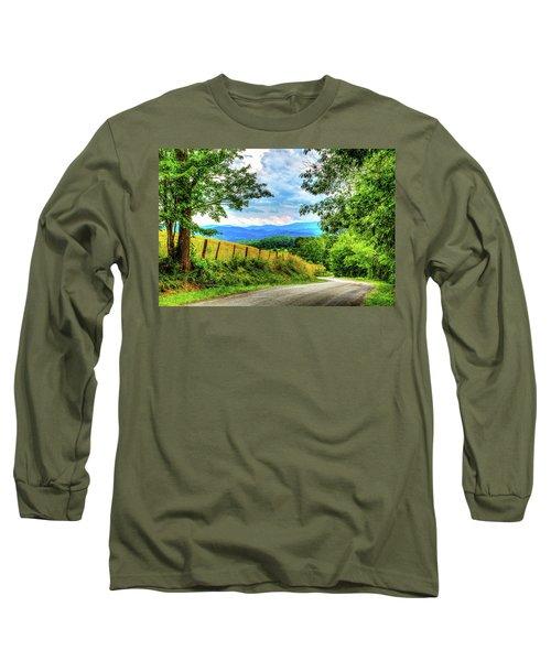 Laurel Hill View Long Sleeve T-Shirt