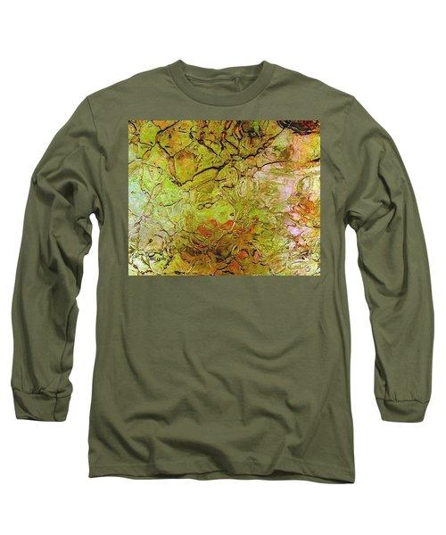 Lava Glass Long Sleeve T-Shirt