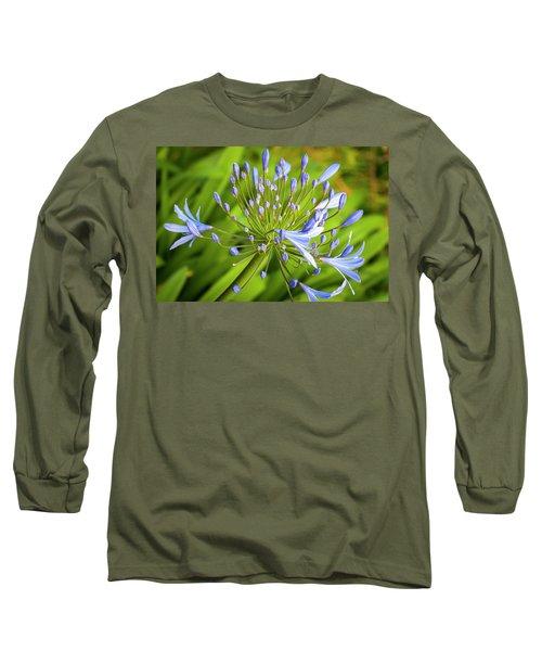 Lavendar Buds Long Sleeve T-Shirt