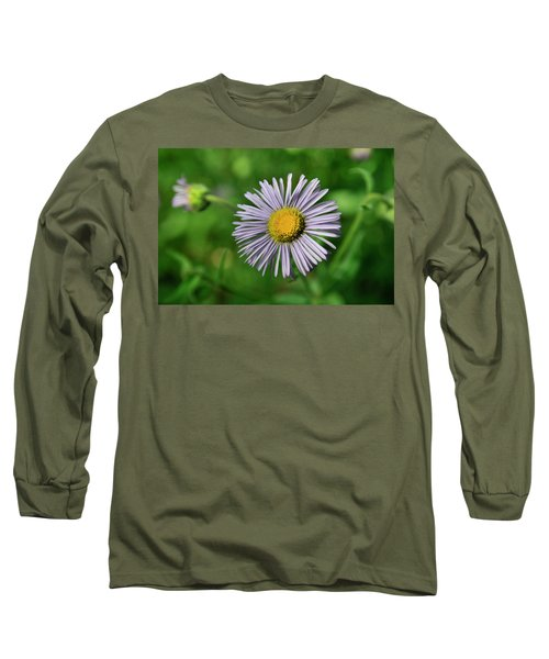 Lavender Serenity Long Sleeve T-Shirt