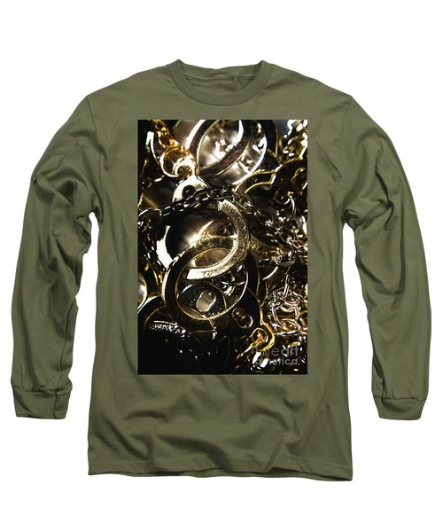 Law And Order Long Sleeve T-Shirt
