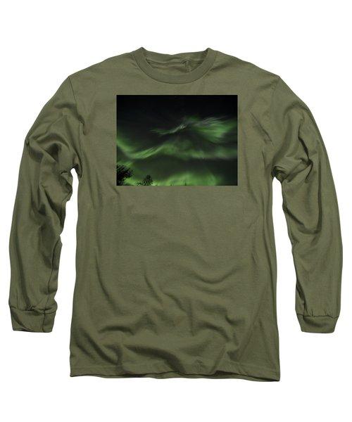 Layered Corona Long Sleeve T-Shirt