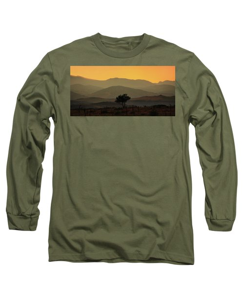 Layers Of Lucidity Long Sleeve T-Shirt