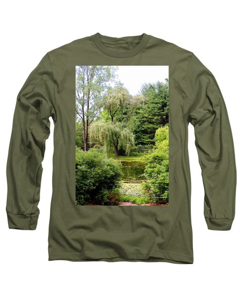 Lazy Pond Long Sleeve T-Shirt