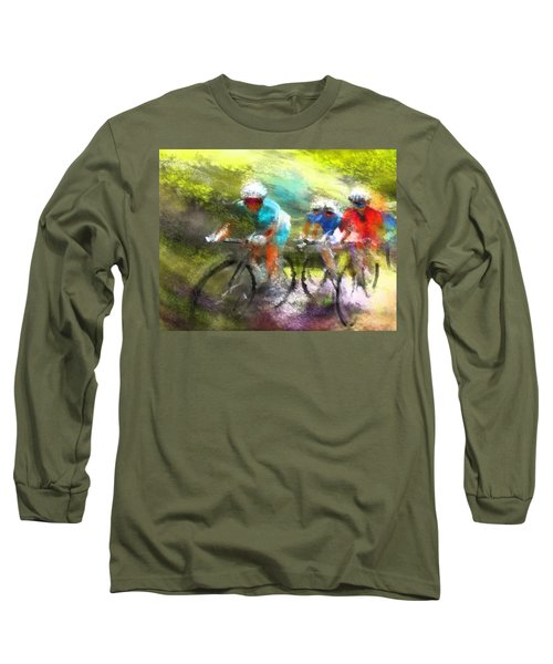 Le Tour De France 11 Long Sleeve T-Shirt