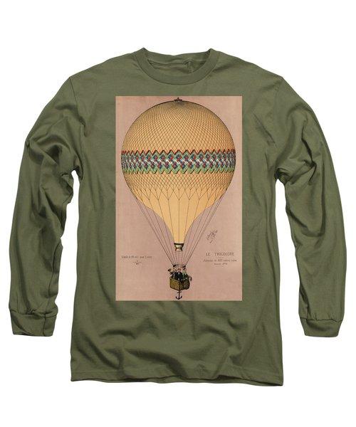 Le Tricolore 2 Long Sleeve T-Shirt