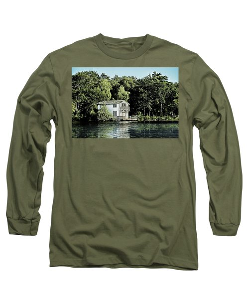 Leacock Boathouse Long Sleeve T-Shirt