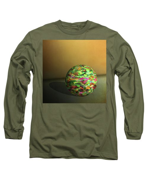 Leaf Ball -  Long Sleeve T-Shirt