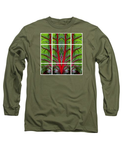 Leaf Of Life Long Sleeve T-Shirt