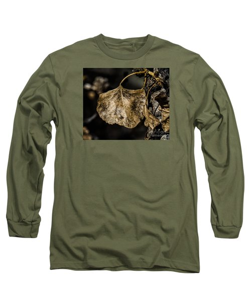 Leaves 4 Long Sleeve T-Shirt