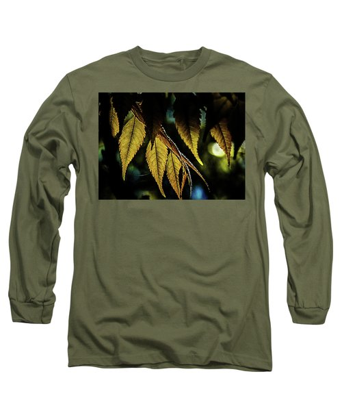 Leaves Of Green Long Sleeve T-Shirt