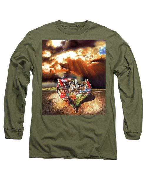 Left For Dead Long Sleeve T-Shirt