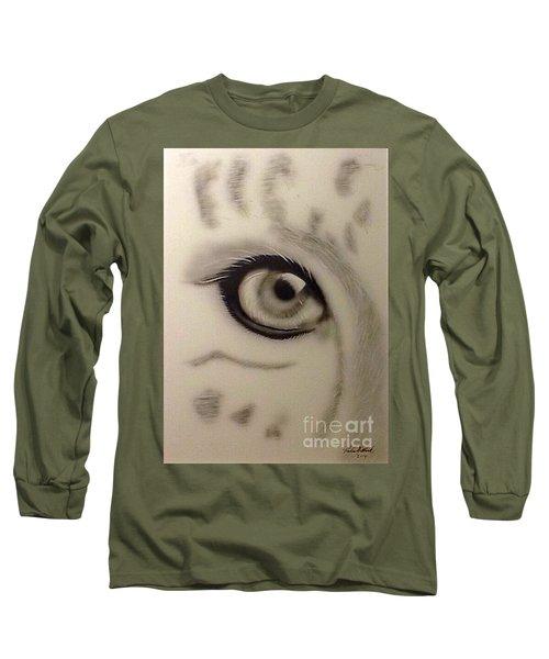Leopard's Eye Long Sleeve T-Shirt