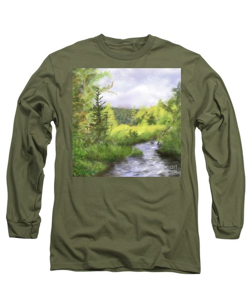 Let The Light Shine In. Long Sleeve T-Shirt