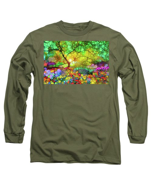 Let This Light Bring You Home Long Sleeve T-Shirt