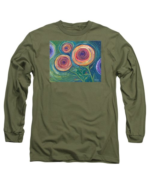 Be The Light Long Sleeve T-Shirt by Tanielle Childers