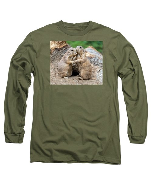 Let's Fall In Love Long Sleeve T-Shirt