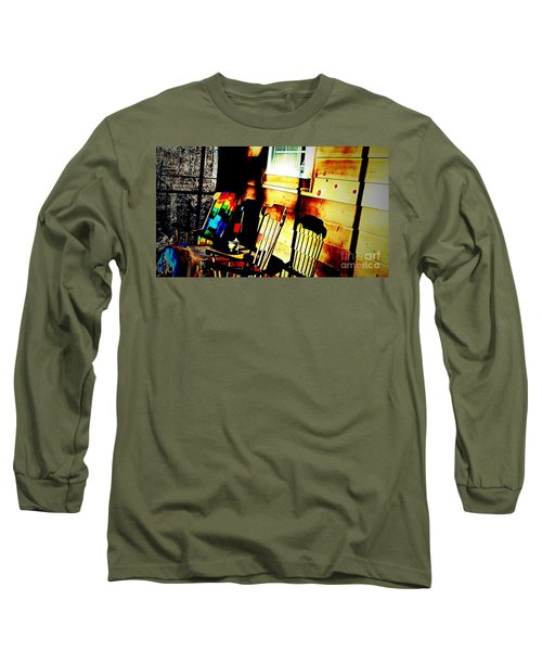 Let's Rock Long Sleeve T-Shirt