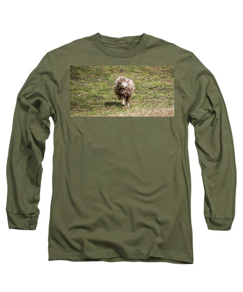 Lettie The Leicester Longwool Long Sleeve T-Shirt