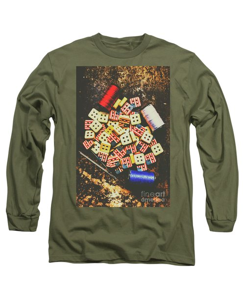 Liberty In Patchwork Long Sleeve T-Shirt