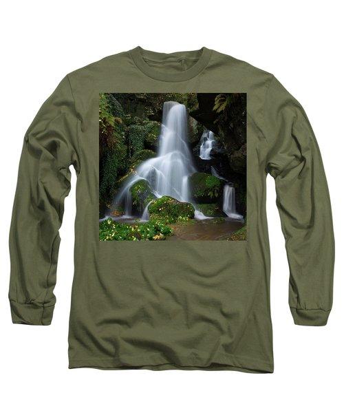 Lichtenhain Waterfall Long Sleeve T-Shirt