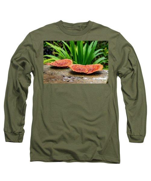 Life On A Log Long Sleeve T-Shirt