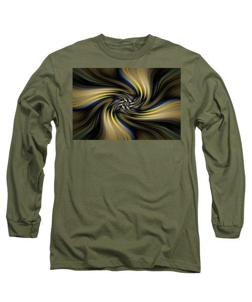 Light Abstract 10 Long Sleeve T-Shirt