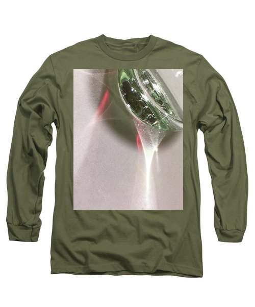 Long Sleeve T-Shirt featuring the photograph Light by Alex Lapidus
