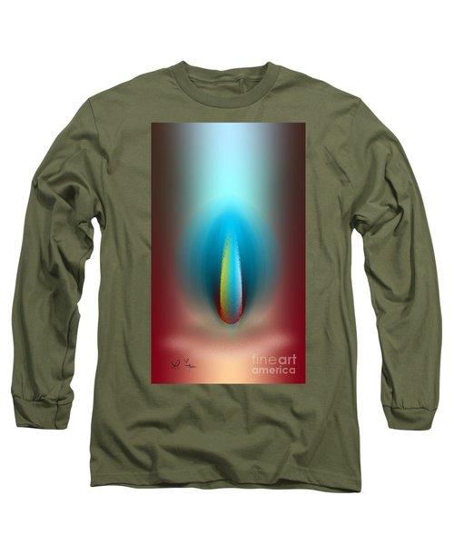 Light And Secrets Long Sleeve T-Shirt
