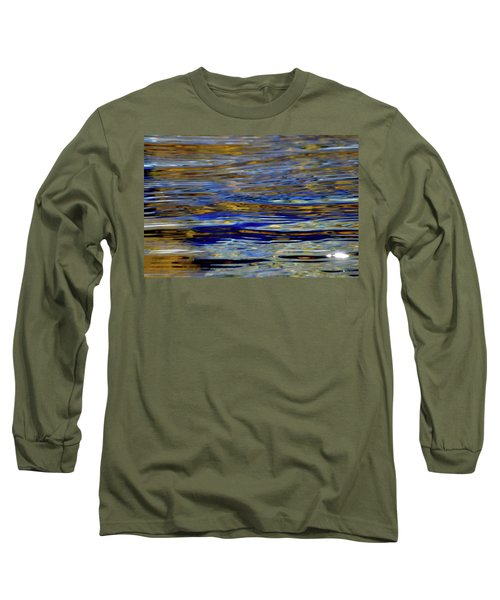 Light And Water  Long Sleeve T-Shirt by Lyle Crump