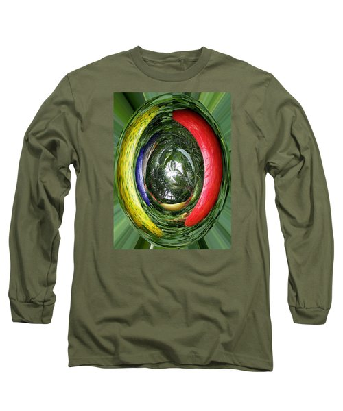 Light At The End Of Tunnel Long Sleeve T-Shirt