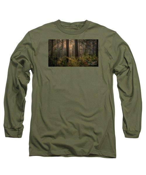 Light Bath Long Sleeve T-Shirt