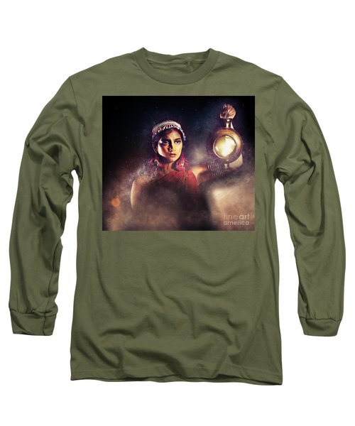 Light My Path Long Sleeve T-Shirt
