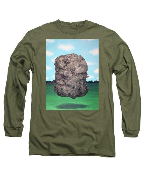 Light Rock Long Sleeve T-Shirt by Thomas Blood