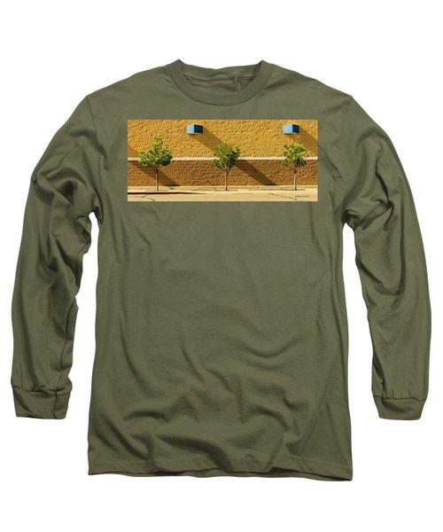 Light Shade Long Sleeve T-Shirt