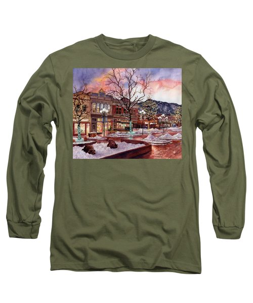 Light Up Heaven And Earth Long Sleeve T-Shirt