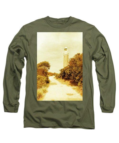 Lighthouse Lane Long Sleeve T-Shirt
