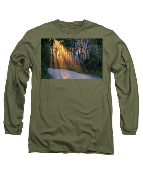 Lighting The Way Long Sleeve T-Shirt