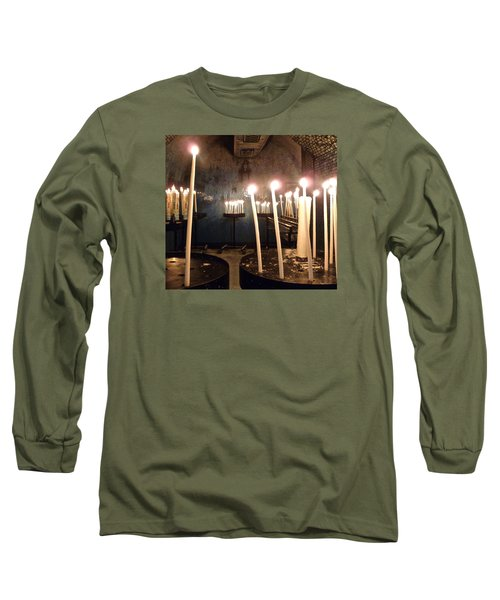 Lights Of Hope Long Sleeve T-Shirt