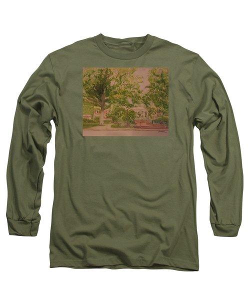 Ligonier Pa Gazebo 2 Long Sleeve T-Shirt