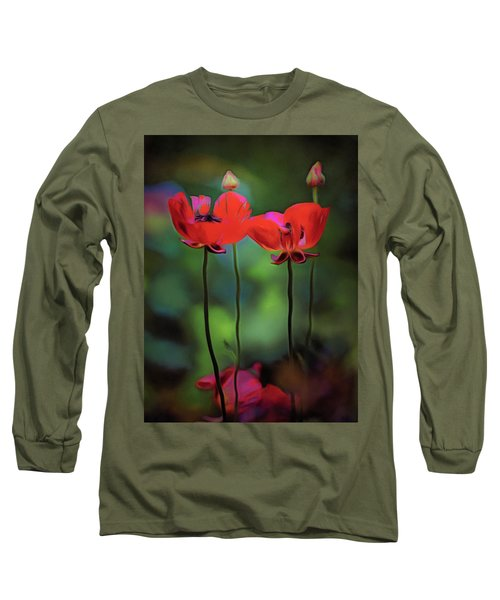 Like Anything Else, This Too Shall Pass.... Long Sleeve T-Shirt