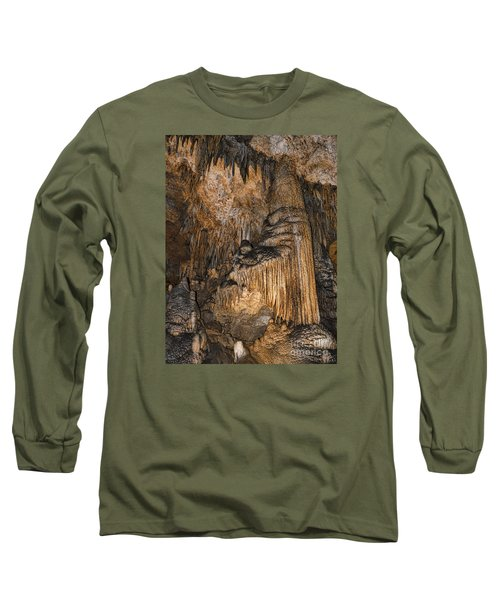 Like Organ Pipes They Stand Long Sleeve T-Shirt